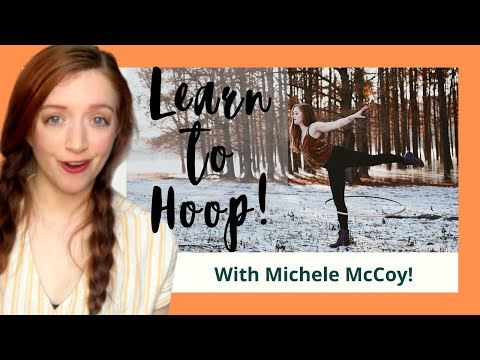 My Online Circus Hula Hoop Course w/ Autumn Flow!