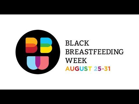 What Is The 2020 Black Breastfeeding Week Theme Youtube