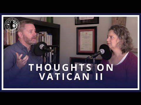 Response to Criticisms of Vatican II