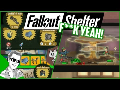 Fallout Shelter Vault 628 Im Lucky Today EP42