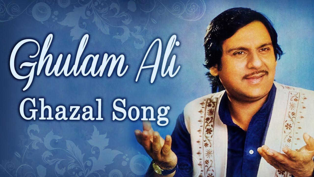 Free download ghazal by ghulam ali.