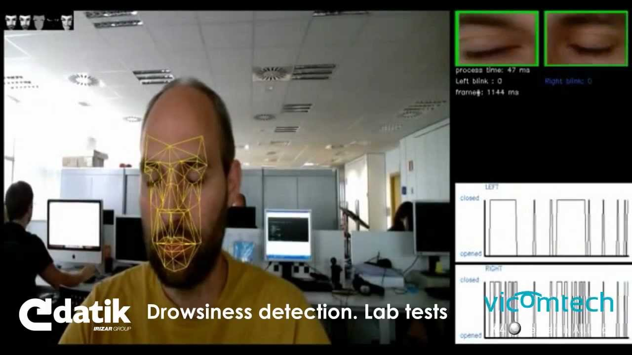 drowsiness detection Driver drowsiness detection is a car safety technology which helps prevent accidents caused by the driver getting drowsy various studies have suggested that around.