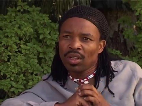 The Dancing Sangoma  -  Issues of Faith SABC2