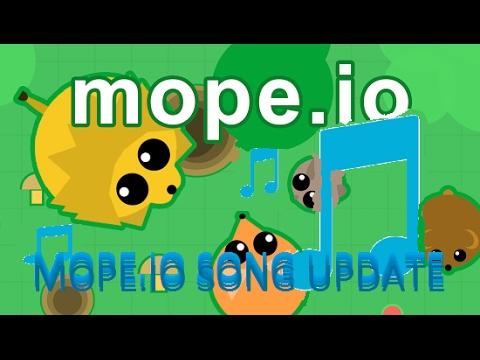 Mope.io MUSIC Update!