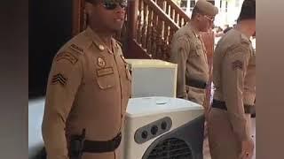 حراسة الأمن لشيوخ الحرم المكي#بيت الله الحرام