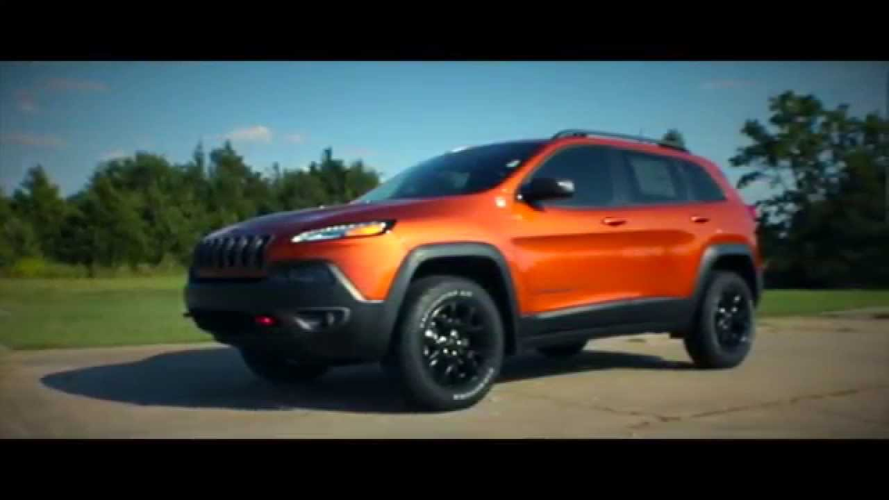 2016 jeep cherokee trailhawk walk around youtube. Black Bedroom Furniture Sets. Home Design Ideas