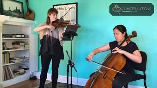 Clara Lyon & Hannah Collins: Maurice Ravel - Sonata for Violin & Cello