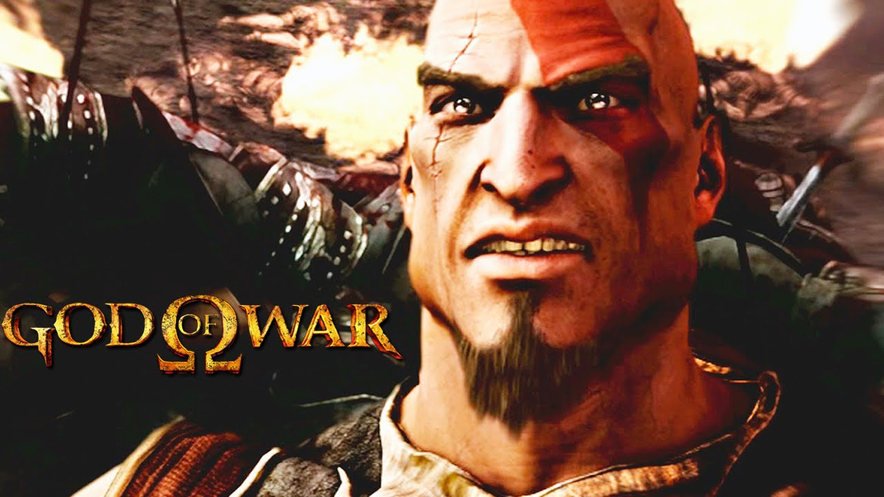God Of War 1 God Mode Kratos Clama Por Ares 8