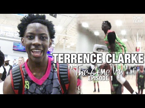 "Terrence Clarke: Episode 1 ""The Come Up"" - Best Freshman In The Nation?"