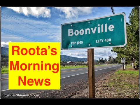 "Roota's ""Horn of Zeese"" #002 (Bix Weir's Morning News)"