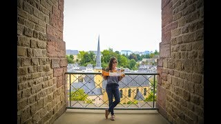 DAY TRIP TO LUXEMBOURG | Country #54!