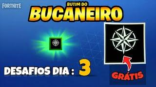 CHALLENGES B. TIM DO BUC4NEIRO-CHALLENGE: 3-GRATUIT REWARD-FORTNITE BATTLE ROYALE