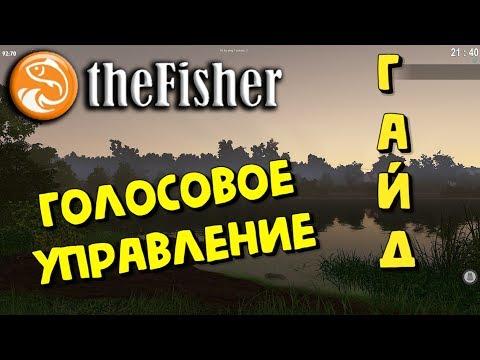 The Fisher Online - ГОЛОСОВОЕ УПРАВЛЕНИЕ
