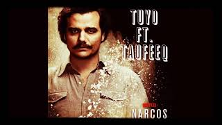 Tuyo será by TAUFEEQ (NARCOS Theme Song) | RODRIGO AMARANTE | WAGNER MOURA | NETFLIX Video