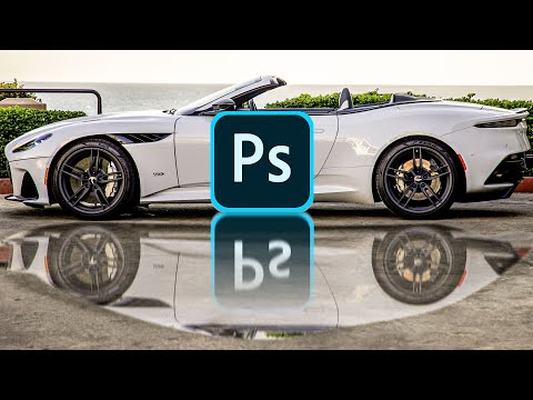 How To Make EPIC Reflections In PHOTOSHOP