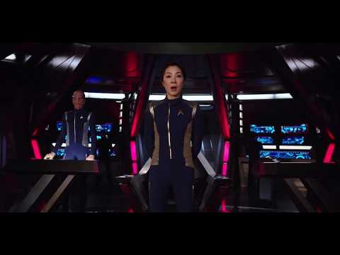 STD: Star Trek Discovery - Arrival of Federation Fleet