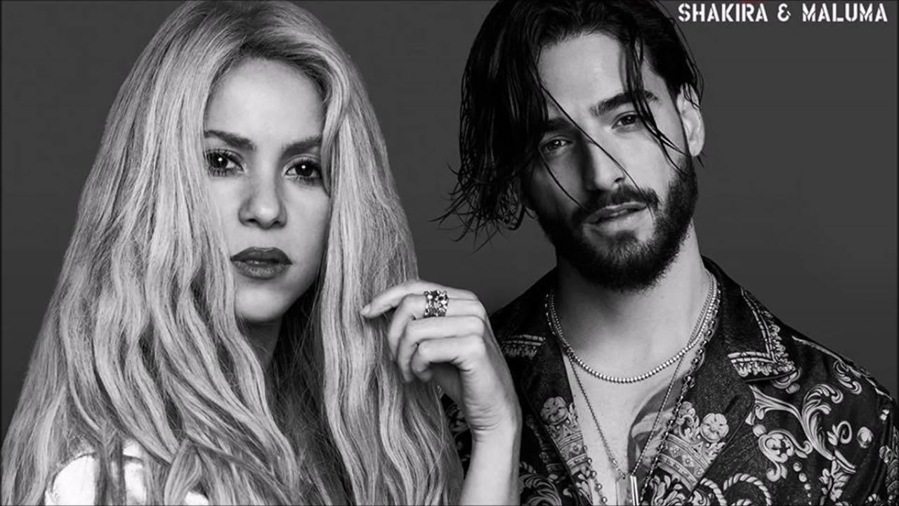 Shakira & Maluma - Clandestino (Serbian Lyrics)
