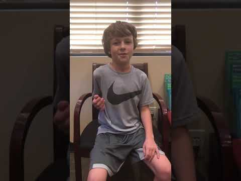 11yo Describes Why He Comes To A Chiropractor, But Little Does He Know, His Mom Has Other Reasons