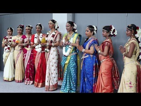 Miss Tamil Mauritius 2016 Bride Dressing