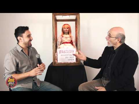 Annabelle • Entrevista con Tony Amendola
