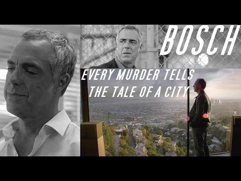 harry bosch • every murder tells the tale of a city (bosch)