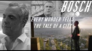 Titus Welliver brings life to Harry Bosch
