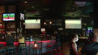 Bar owners react after Michigan Gov. Whitmer closes indoor bar service in most of state