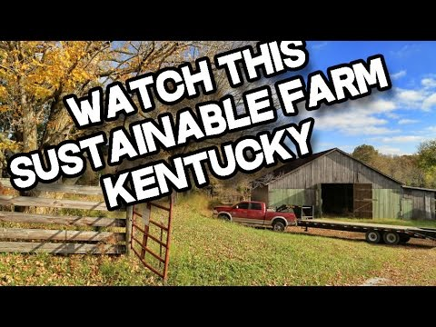 Sustainable Kentucky Farmland excellent Prepper property Survival
