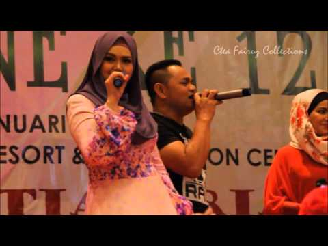 Dato Siti Nurhaliza ,Abang Ayie, & Saida -Senja Nan Merah (Awie & Ziana Zain) HD 2016