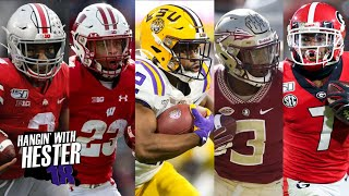 Who's The Best RB In The 2020 NFL Draft?