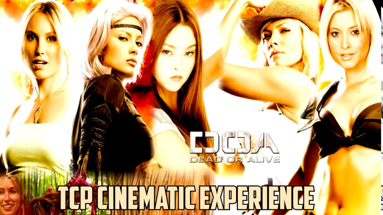 The Cinematic Experience Doa Dead Or Alive Audio Commentary
