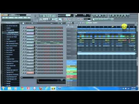 Drake Ransom Instrumental Remake FL Studio