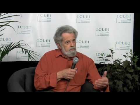 ICLEI Conversation with Dr. David Pearson