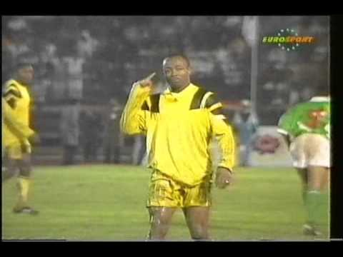 1993 February 26 Algeria 2 Ghana 1 World Cup Qualfiier