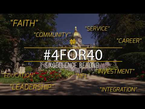 #4for40 Excellence BeyoND