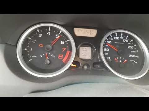 Top Speed 0-190km/h Mégane 2 RS