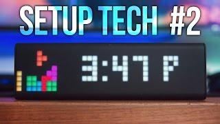 Setup Tech #2 - LaMetric Smart Clock