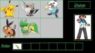 Download lagu Ash's pokemon! (gen 1 - gen 6)