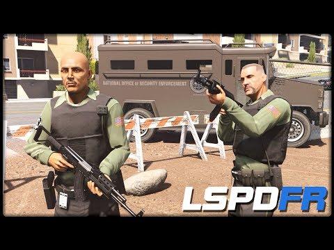 GTA 5 LSPD:FR #267 | SWAT Einsatz | Merryweather Security - Deutsch - Grand Theft Auto 5 LSPDFR