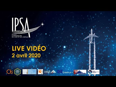 Live IPSA (2 avril 2020) - Spécial Advance