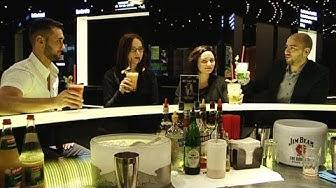 """Ein Abend in der Lounge-Bar """"Zero"""" im Casino Duisburg"""