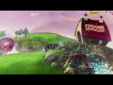 Friskies Adventureland Commercial