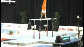 Parallel bars. 5/4 Diamidov - 3/4 Healy to support (F)
