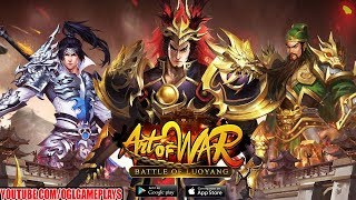 Art of War: Battle of Luoyang Gameplay (Android iOS)