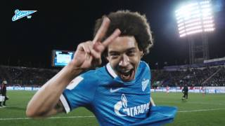 «Спасибо, Аксель!»: «Зенит-ТВ» прощается с Витселем / Thank you, Axel! Zenit-TV's tribute to Witsel