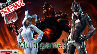 FORTNITE LIVE/MULTIGAMES/SAUVER THE WORLD/JOUEUSE PS4/GO LES 1k ABOS