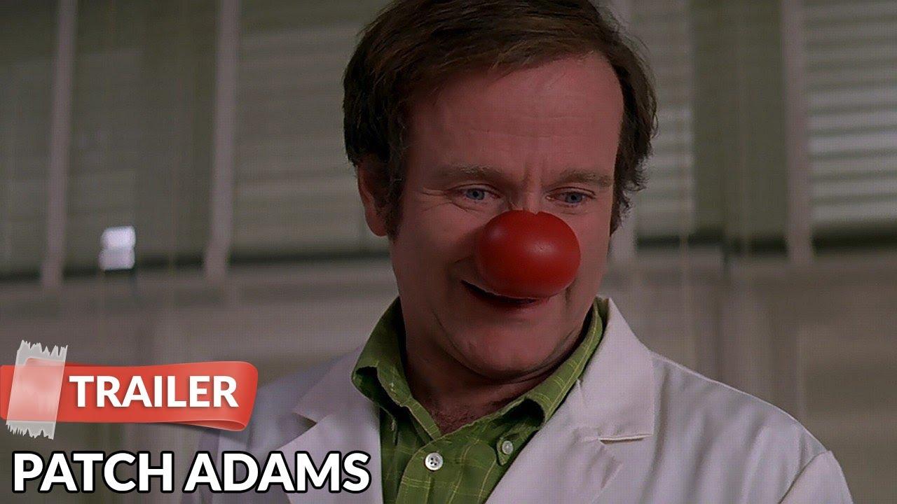 Patch Adams 1998 Trailer HD   Robin Williams   Daniel ...