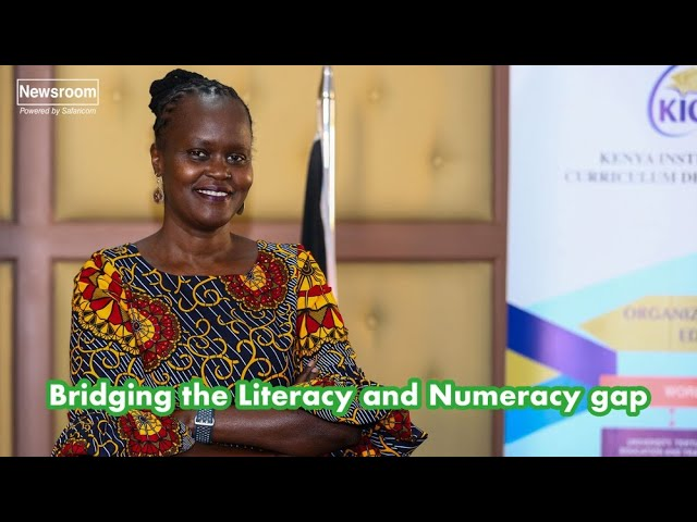 World Literacy Day; bridging the literacy and numeracy divide