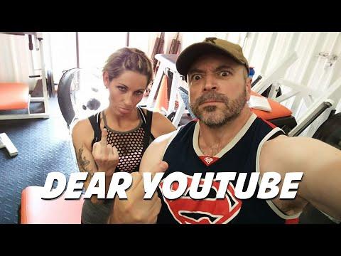 Dear YouTube Fitness: F*** You