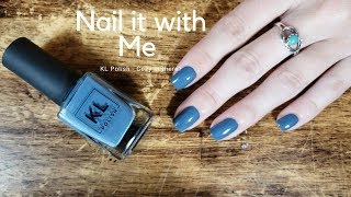 Nail it with me #8 | KL Polish - Cozy in There?